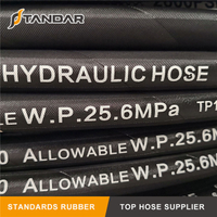 EN856 R12 High Pressure Flexible Hydraulic Rubber Hose