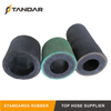 Black Wire Reinforced Soft Rubber Sandblast Hose