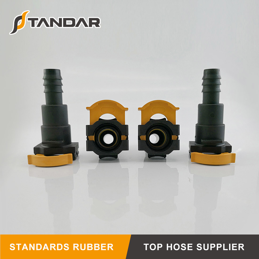 SAE J2044 Diesel Fuel Line Quick Connector from China manufacturer