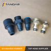 air hose quick disconnect Pneumatic Brass Coupling for Trucks