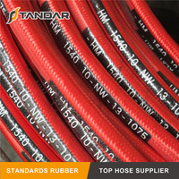 SAE100 R5 High Pressure Flexible Hydraulic Rubber Hose