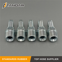 High Pressure Elbow Hydraulic Rotary Fitting