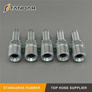 High Pressure Elbow Rotary reusable Hydraulic hose Fittings