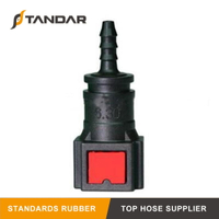 SAE 6.30 SCR Urea Quick Connector for Truck System