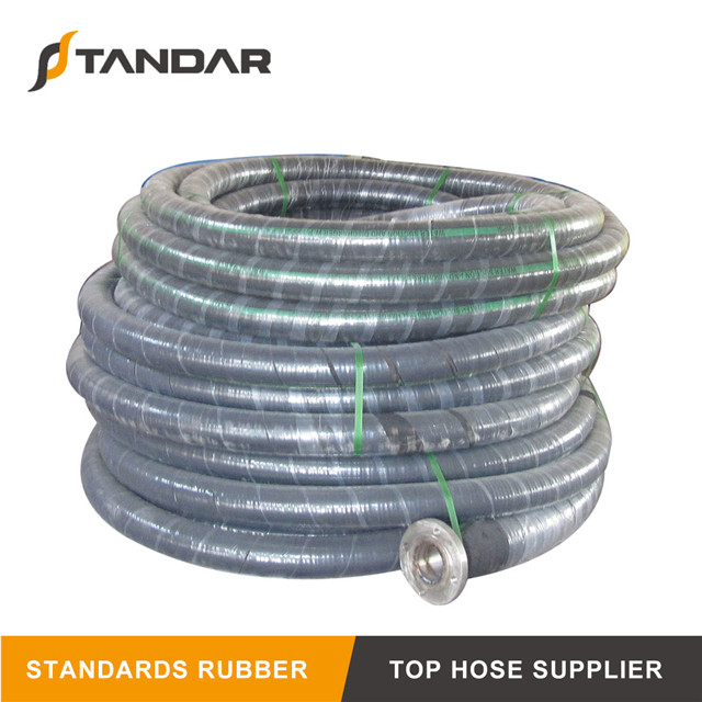 Industrial Oil Suction and Discharge Rubber Hose