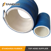UHMW Industrial corrugated Chemical Transfer Suction and Discharge Hose