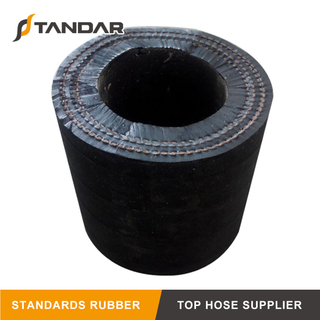 Cloth Surface Pressure Industrial Rubber Drilling Hose