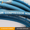 Wire Braided Hydraulic Hot Oil Rubber Hose
