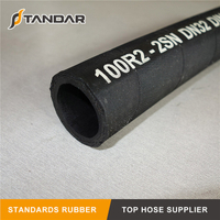 High Temp Hydraulic Rubber Hose