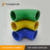 90 degree High Temperature Flexible Elbow Silicone coolant Hose
