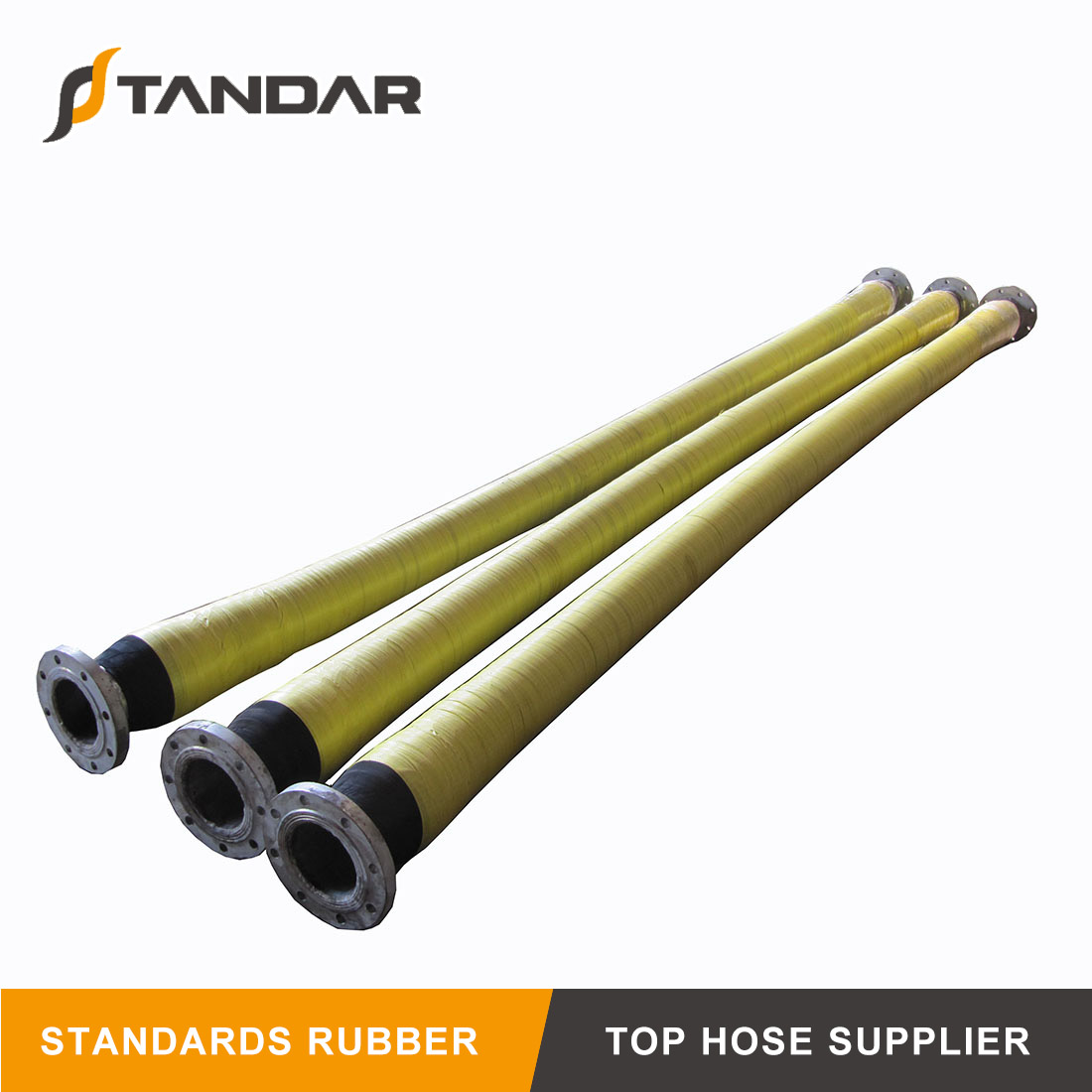 High Pressure Wire Braid Industrial Oil Discharge Hose