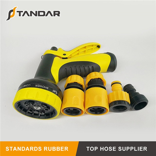 PVC Fiber Braided Hose connector