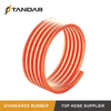 Transparent Pressure PVC Helix Suction and Delivery Hose