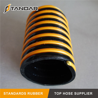 PVC Helix Suction Discharge Hose