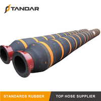 Large Diameter Industrial Floating Oil Rubber Hose