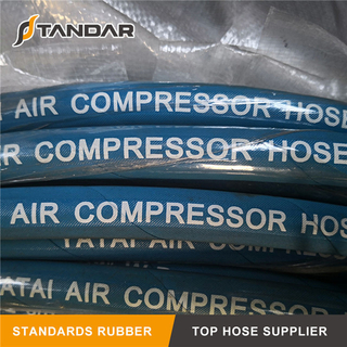 High Pressure Hydraulic Hot Oil Rubber Hose