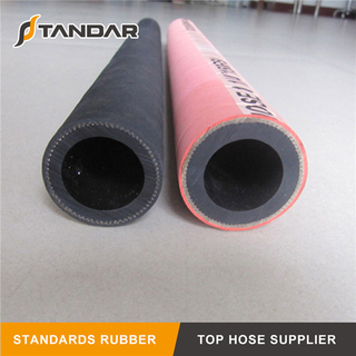 Flexible High Pressure Industrial Rubber Sandblast Hose