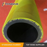 Industrial Corrugated UHMWPE Food Grade Rubber Hose