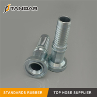High Pressure Metric Hydraulic Rotary Fitting