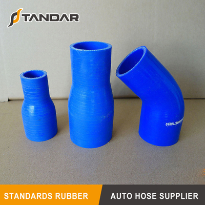 high temperature Flexible thin wall Bend Silicone Rubber Tubing