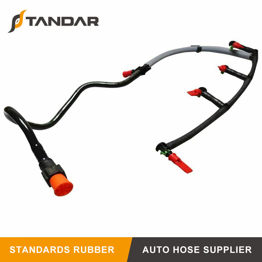 Fuel Injection Oil Return Hose Pipe BB3Q9K022AG for Ford Ranger 2.2TDCi