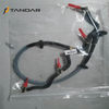 320/07355 Diesel Fuel Injector Return Leak Back Pipe Line For JCB 3CX 4CX Tier4 Diesel Max Engine
