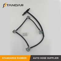 Leak off Oil Return Line For Mercedes Benz S204 A6460700732