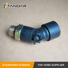 one touch type Nylon Push-in Quick Coupling For Pneumatic System