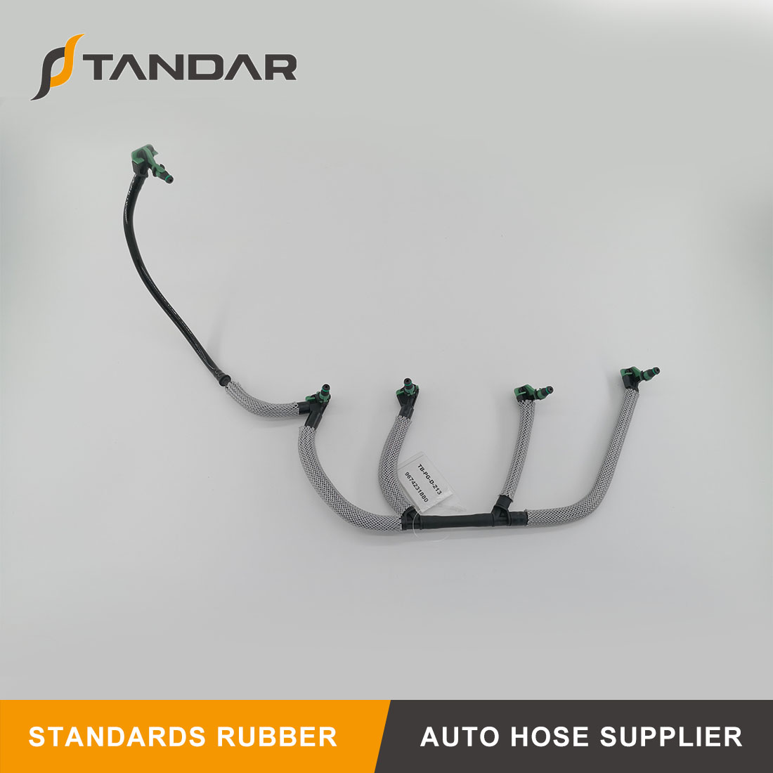 Injector Oil Return Hose Pipe for Peugeot Citroen 9674231880