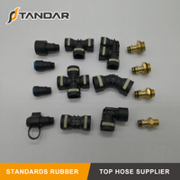 air compressor hose quick connect Pneumatic Fittings for Truck