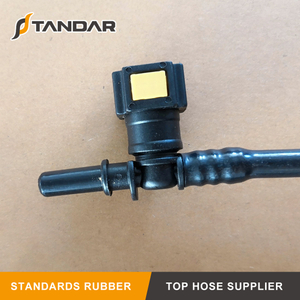 T Shape 3 Way Quick Connector for Automotive Fuel Line and Urea Pipe
