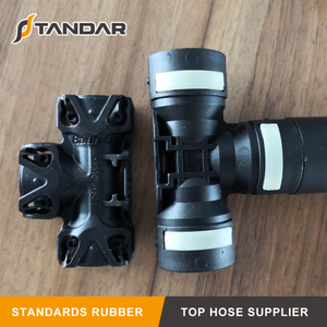T Type Pneumatic Quick Connector For Heavy Truck