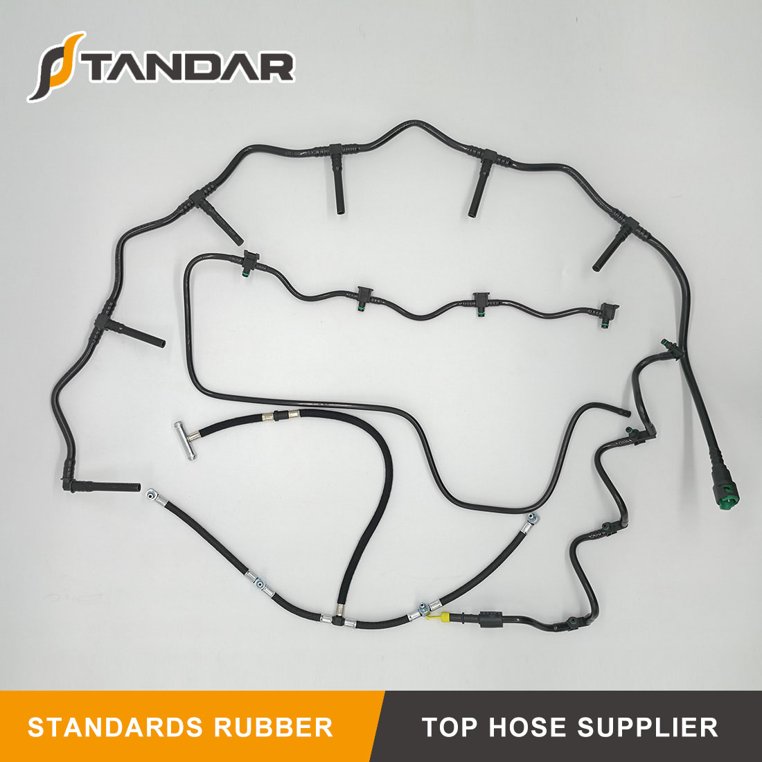 OEM 1901729 Coolant Bleed Hose Asembly for Scania Engine