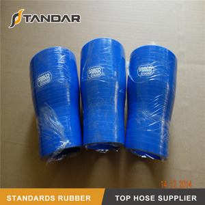 Automobile Blue Silicone Hose for Coolant and Turbocharger