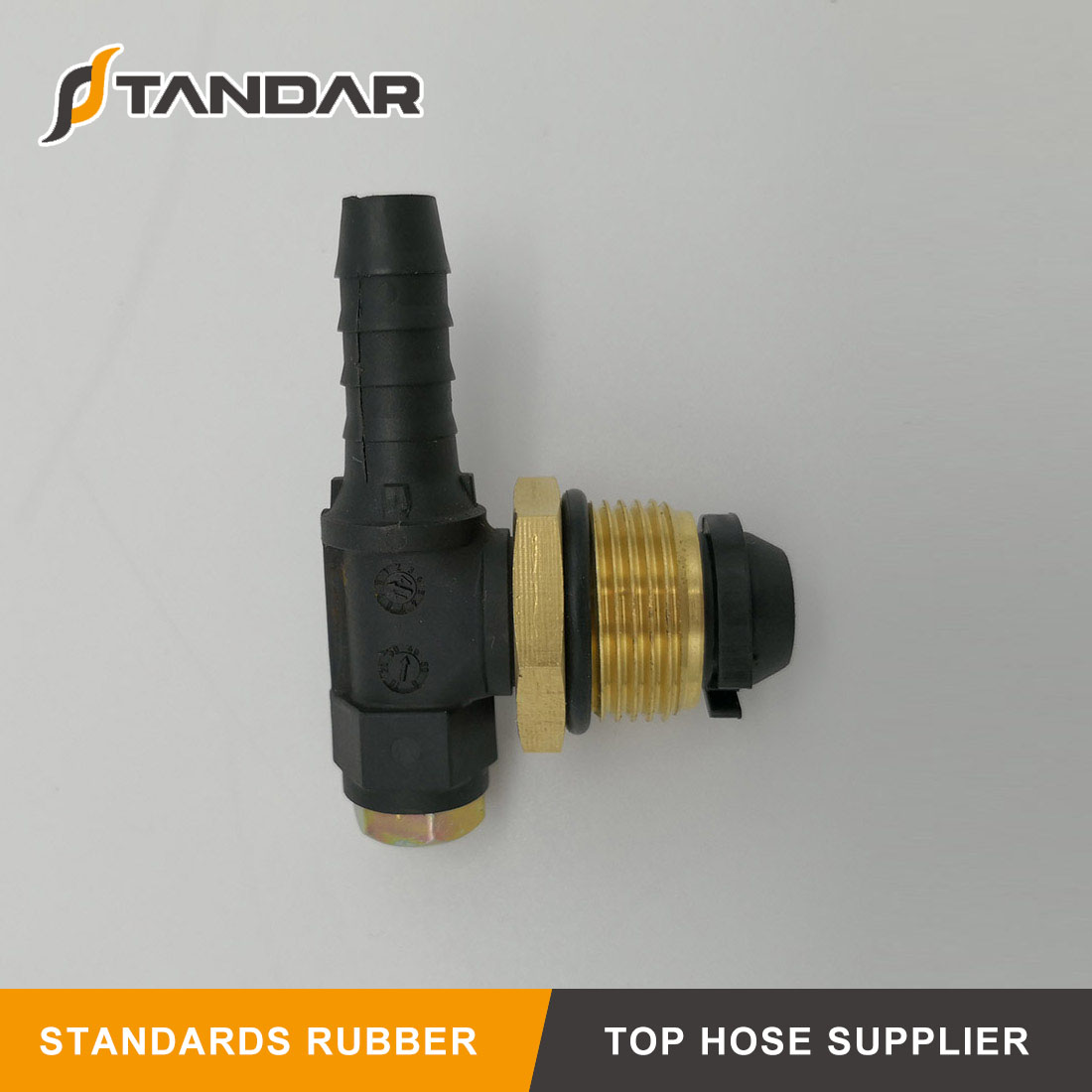 Pneumatic Coupling Elbow Connector for Air Braking Line